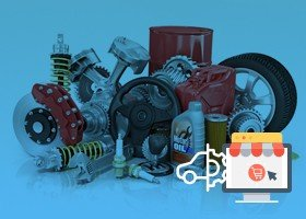 Создать интернет магазин автозапчастей (1)