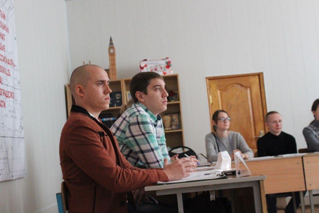 Эксперт Worldskills Russia