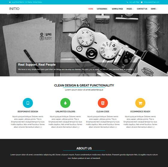 Обзор готовых решений для корпоративных сайтов