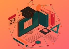 Заказать разработку сайта на шаблоне для образования