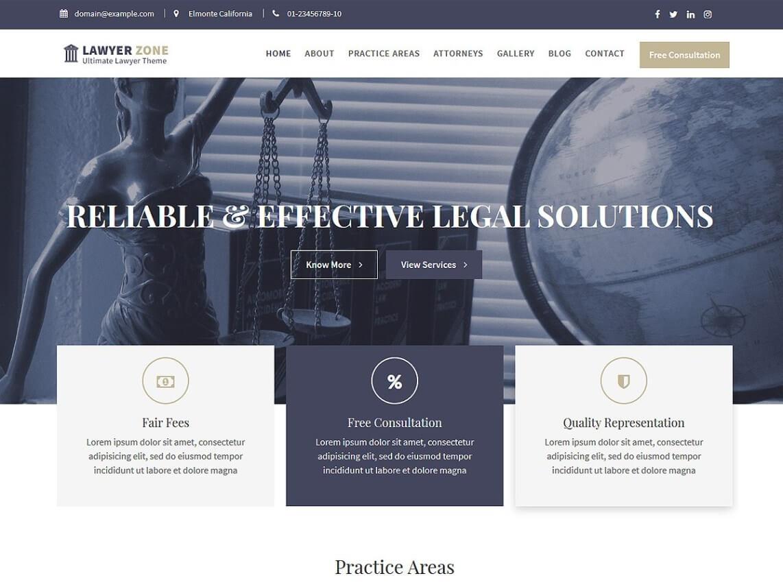 Обзор готовых решений для бизнеса в сфере юридических услуг