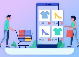 Особенности продажи одежды в интернете